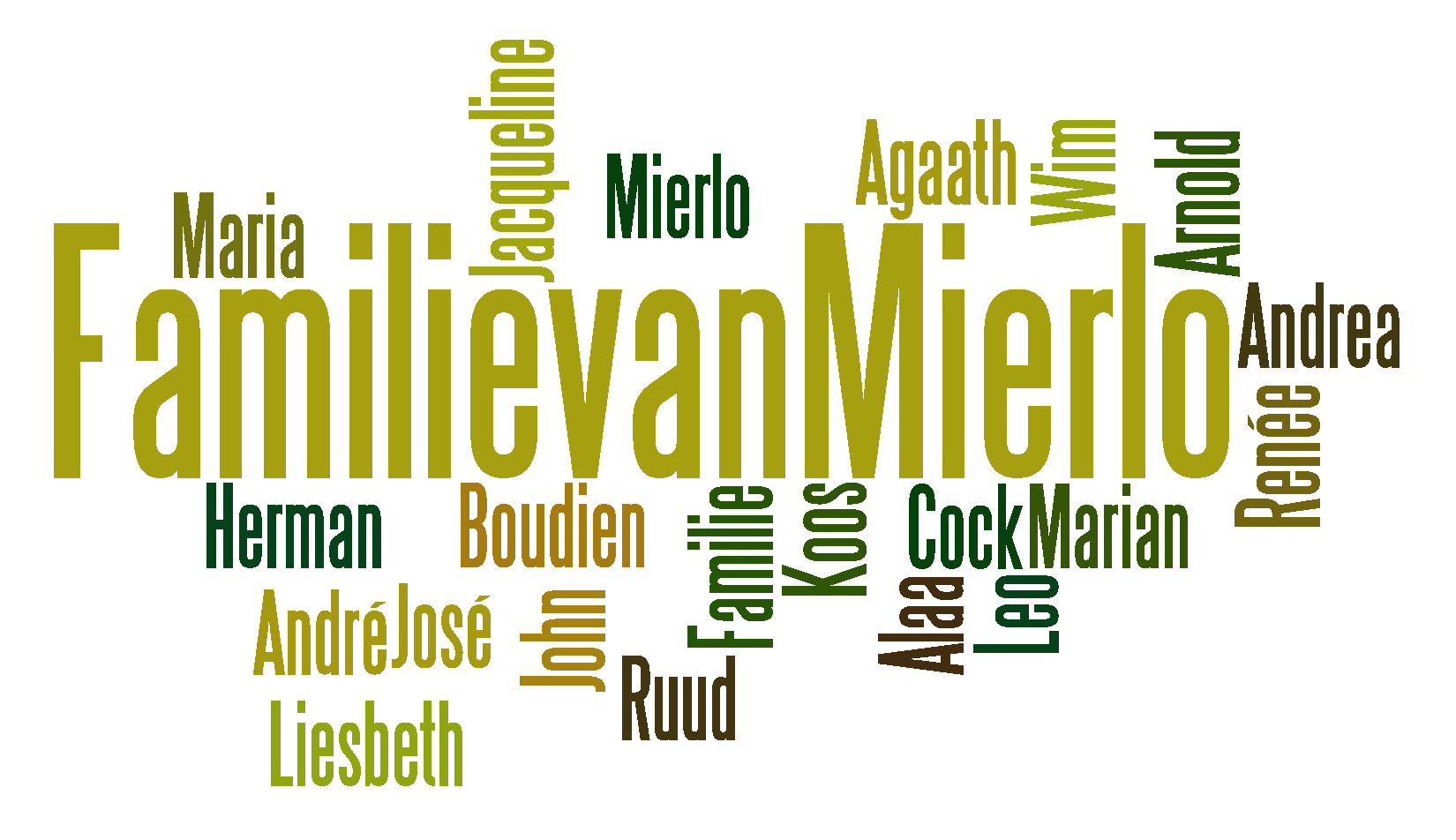 FamilievanMierlo WORDLE